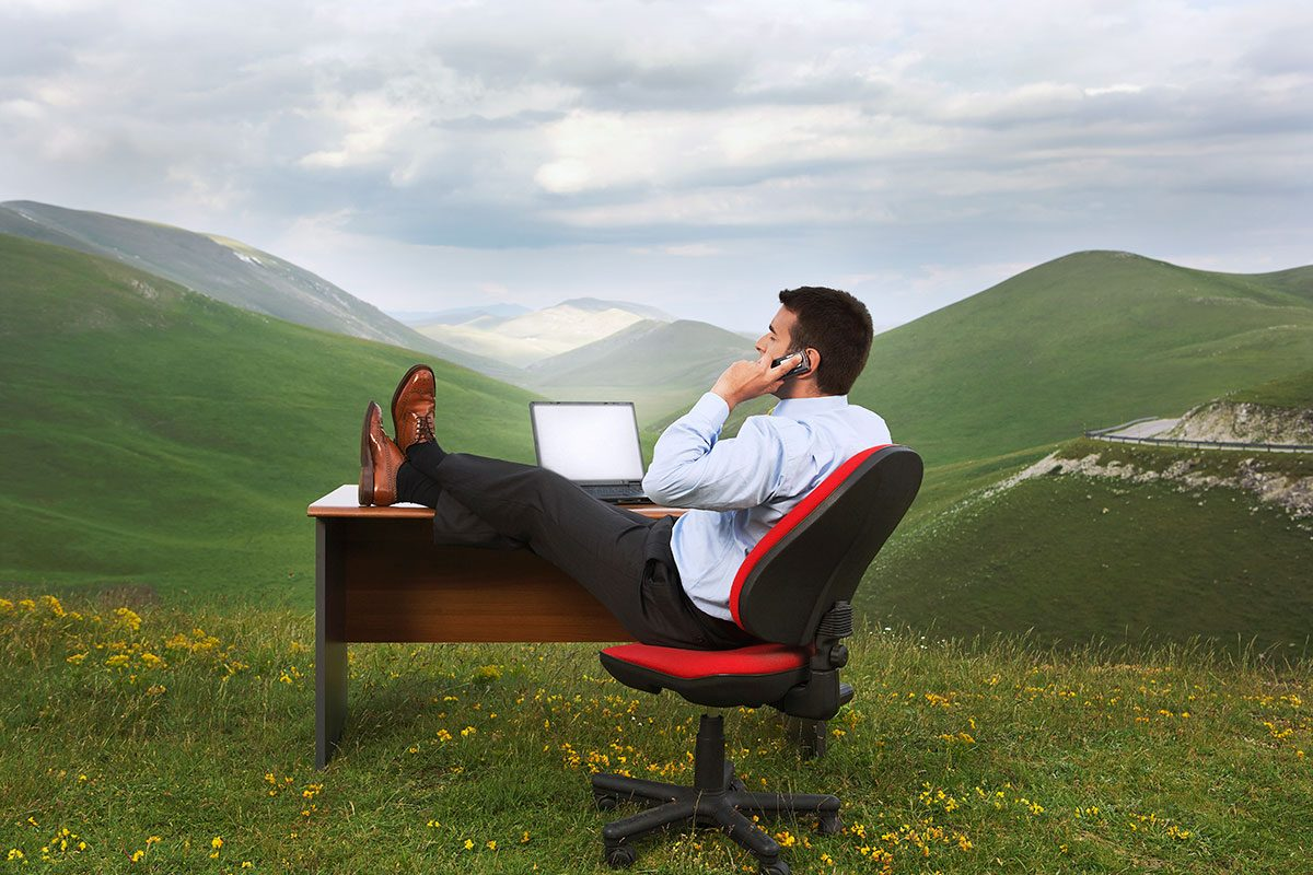 Why Working Remotely Works At Beezwax